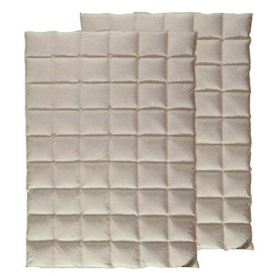 Одеяла пуховые Quilt, Othello (Италия-Турция) 155х215 см вес 900 г Othello