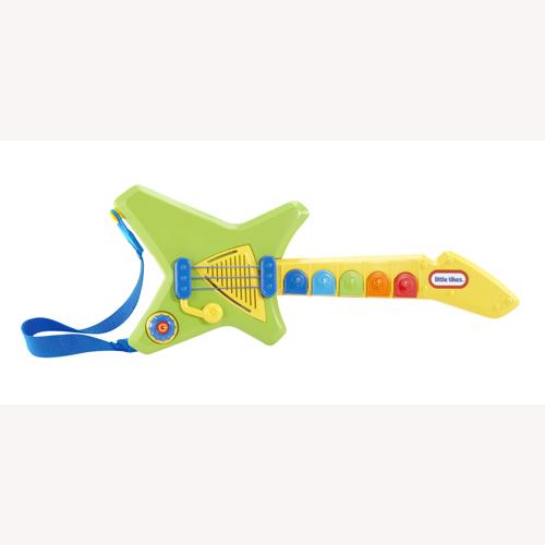 Музыкальная игрушка - Гитара (свет)