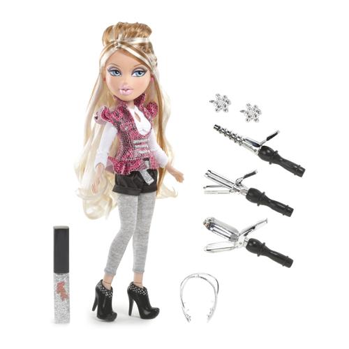 Кукла Bratz серии Тысяча и одна прическа - Хлоя