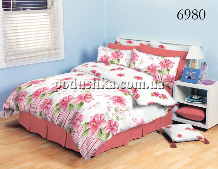 Постельное белье Вилюта 6980 розовый