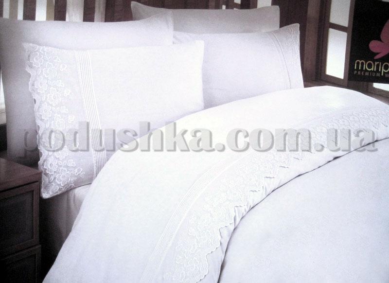 Постельное белье Mariposa Bonjorno De luxe Palace White