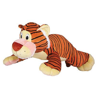 Тигр Лари, лежащий