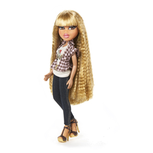 Кукла Bratz серии Модные штучки - Сиара