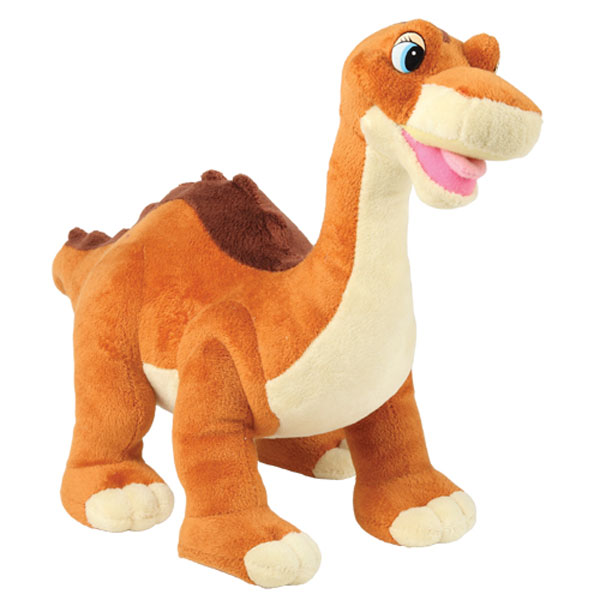 Мягкая игрушка Динозавр Литлфутт