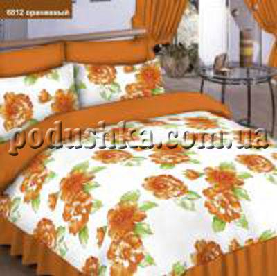 Постельное белье Вилюта 6812 оранжевый