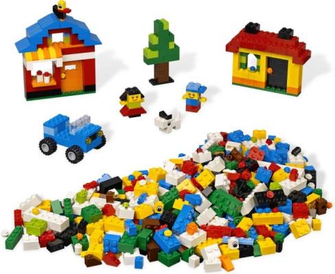 Игровий набор кубиков Lego