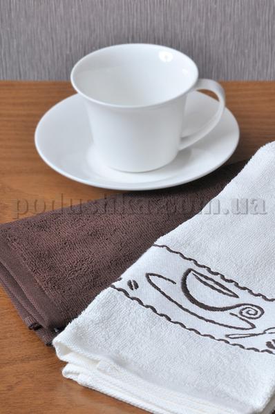 Набор кухонных полотенец PAVIA Coffee