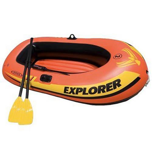 Лодка - ЭКСПЛОРЕР-200 (набор, до 95 кг, 198х117 см)