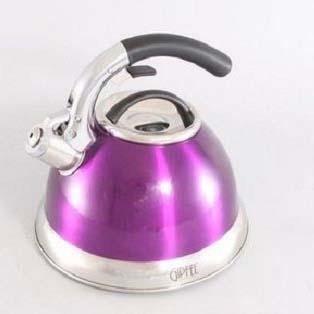 Чайник для кипячения воды, сиреневый