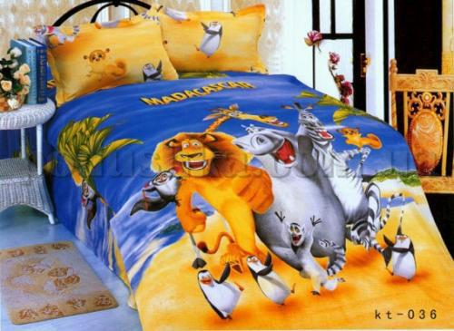 Постельное белье Word of dream KT036 Мадагаскар