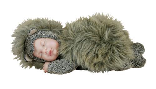 Кукла-ежик 23 см