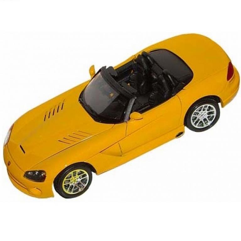 Автомодель Dodge viper SRT-10 Bburago 18-12043Y