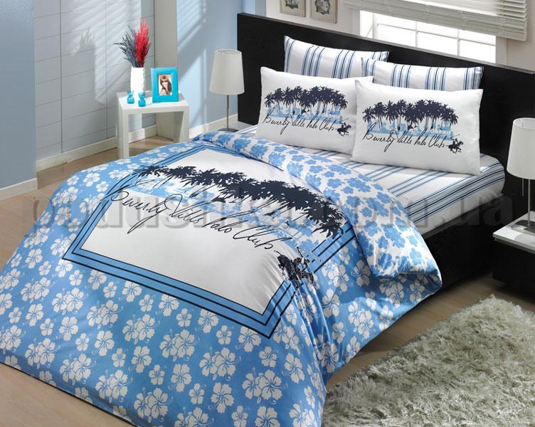 Постельное белье BHPC 001 blue