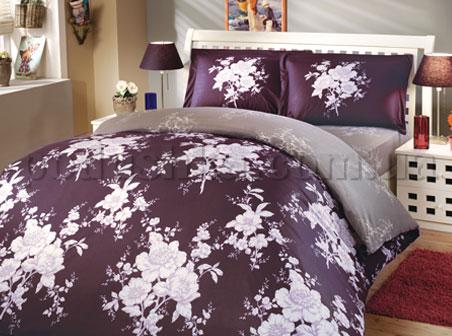 Постельное белье Hobby Fiona фиолетовый
