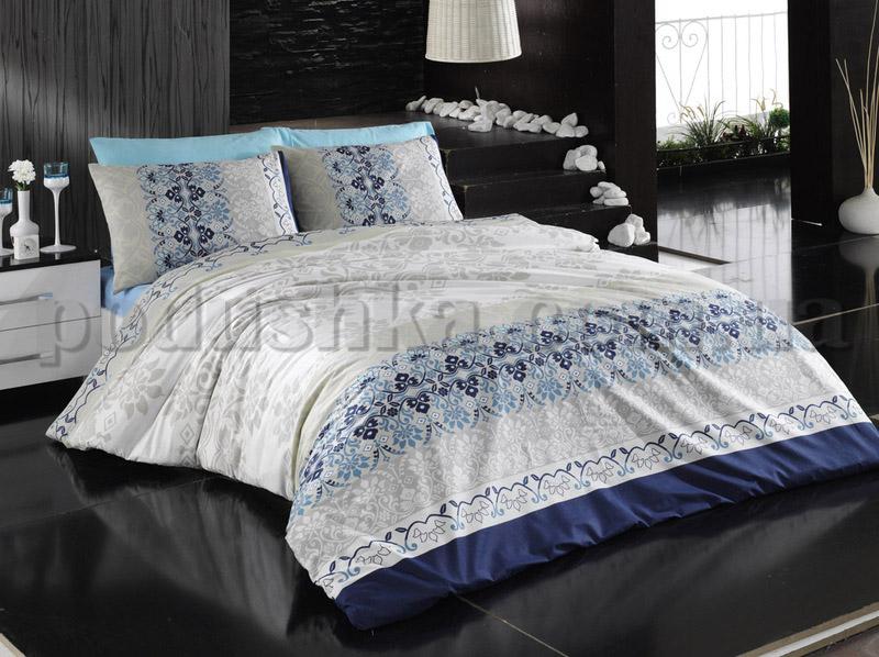 Постельное белье Romeo soft Bagdat голубой
