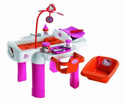 Игровой центр по присмотру за куклой Hello Kitty