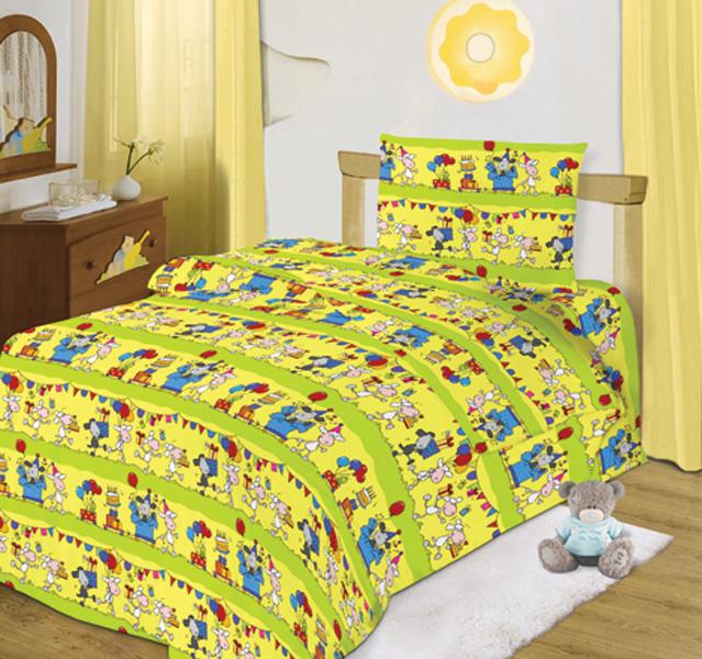 Постельное белье в кроватку Сюрприз