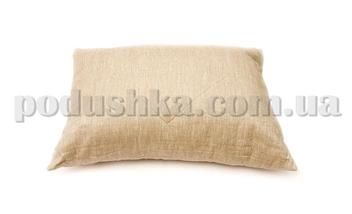 Подушка льняная ПХ-1