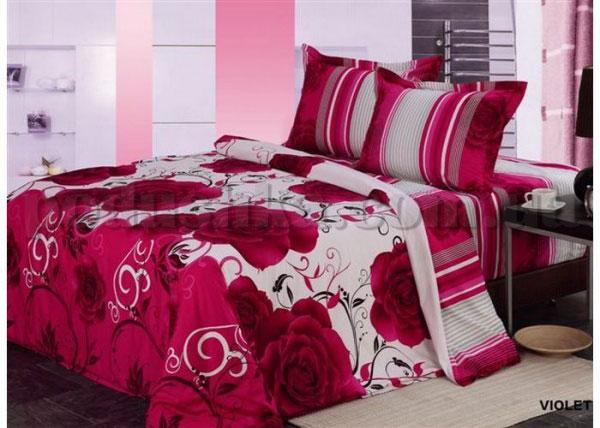 Постельное белье Le Vele Violet Двуспальный евро комплект  Le Vele