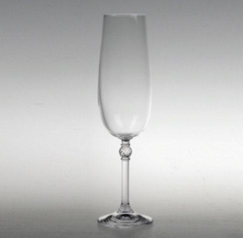 Бокалы для шампанского Florence 180мл Bohemia