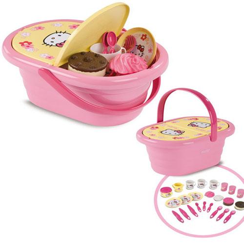 Набор для пикника Hello Kitty, 20 аксессуаров