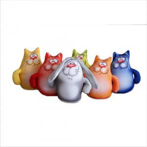 Антистрессовая игрушка Кот-заяц