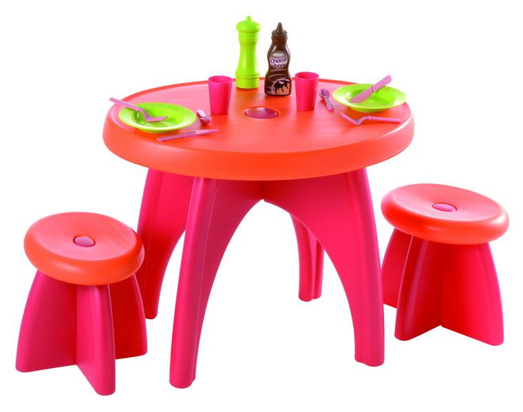 Стол и стулья Bubble Cook