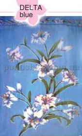 Простынь махровая Le Vele Delta Blue 180х230 см  Le Vele
