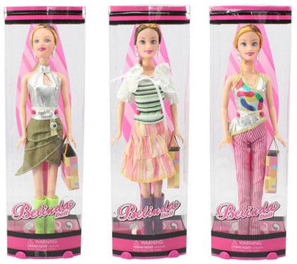 """Кукла """"Belindas"""" с сумочкой 55266-NE"""