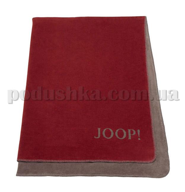 Плед Bocasa Joop! Purpur-Taupe пурпурный 564344