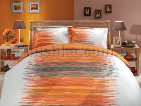 Постельное белье Hobby Ginger оранжевый
