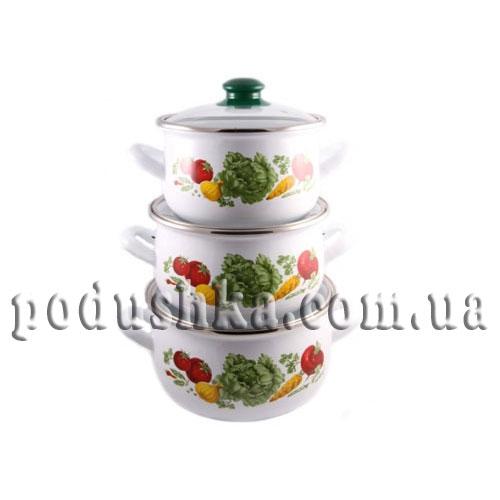 Набор посуды 3 предмета ПОВАРСКОЙ