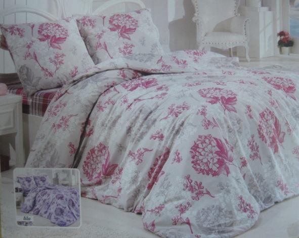 Постельное белье First choice Blossom Lila
