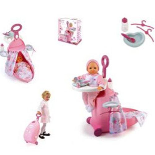 Игровой набор Раскладной чемодан Baby Nurse