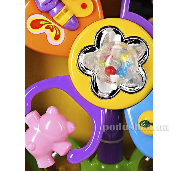 Музыкальная игрушка на присоске Цветик Kiddieland 054924   Kiddieland