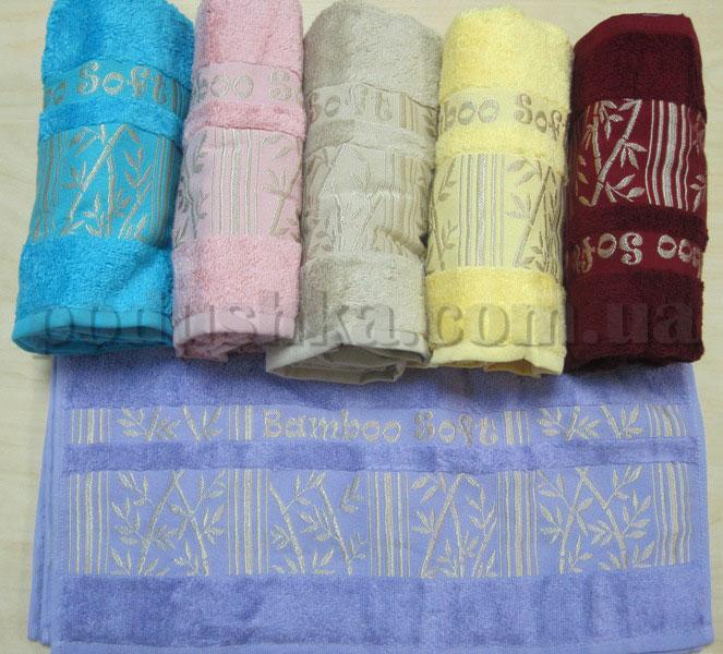 Набор махровых полотенец Nusa Gold