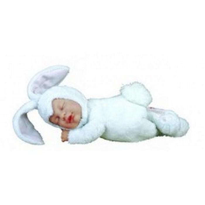 Кролик белый, 23 см