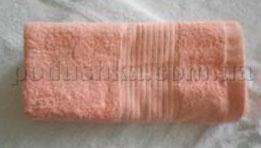 Полотенце махровое Belle-Textile LX316 розовое