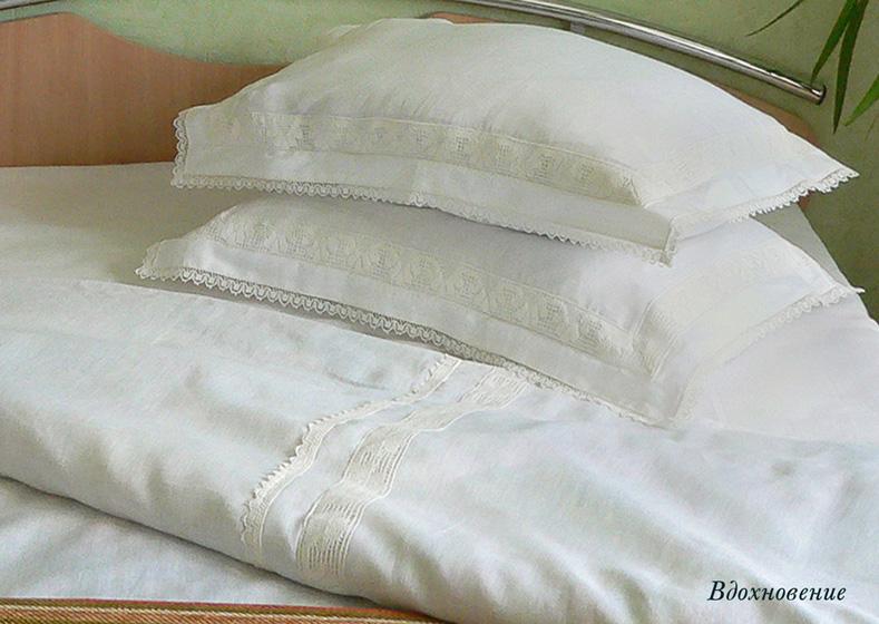 Комплекты постельного белья из льна Вдохновение