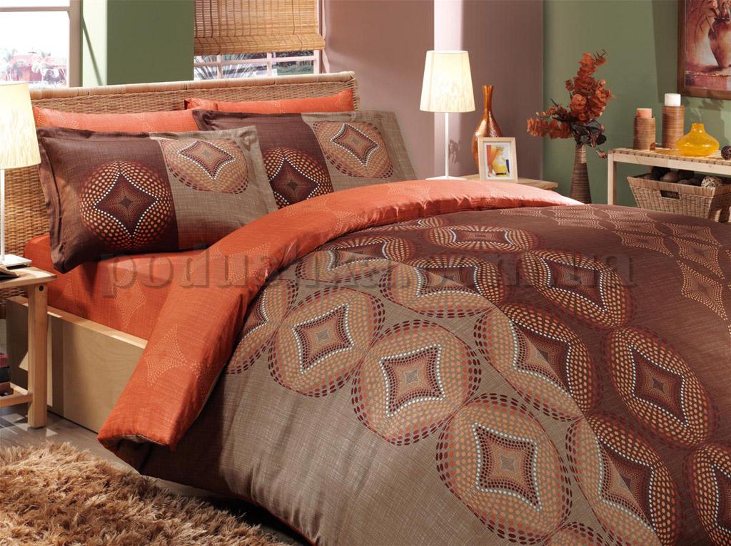 Постельное белье Hobby Gris коричневый