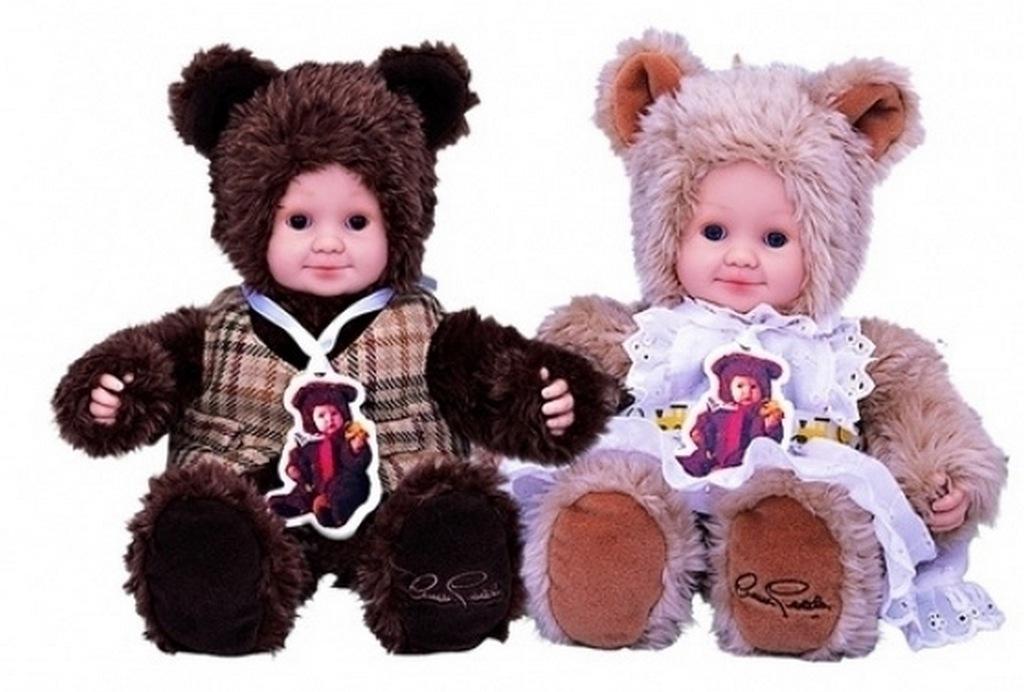 Кукла-медвежонок Anne Geddes 525211-AG