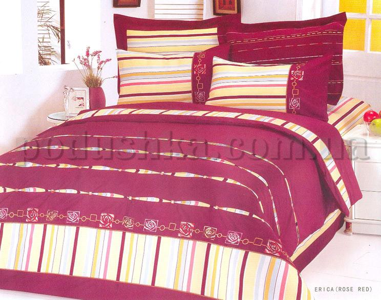 Постельное белье Le Vele Erica rose red