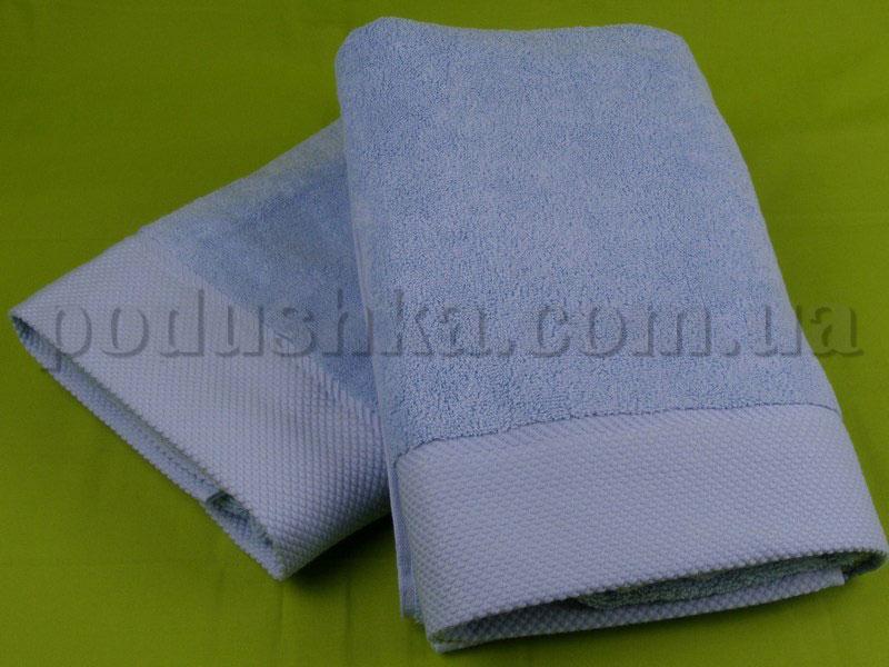 Полотенце Pavia MICROCOTTON синее