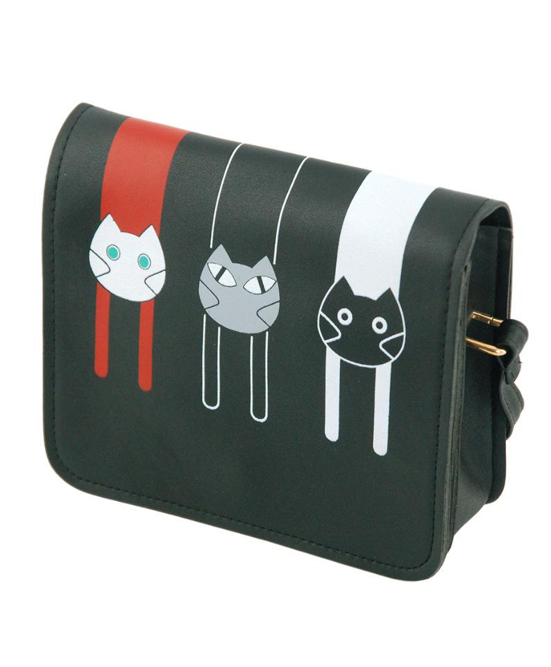 a6593ff67cdd Сумка-клатч Traum 7215-48 черная купить в Киеве, женские сумки по ...