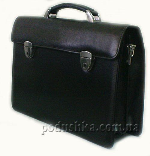 Портфель-планшет кожаный