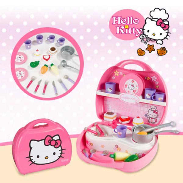 Мини-кухня-кейс Hello Kitty