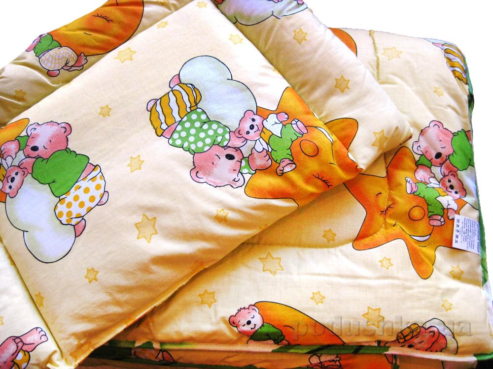 Спальный комплект ТМ Міцний сон Мишка Соня