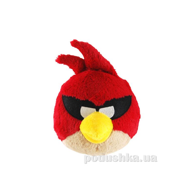 Мягкая игрушка Angry Birds space птичка-красная 92671