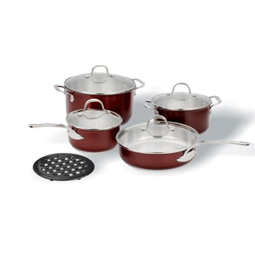 Набор посуды Vitesse VS-1458 (Asnee) 9 предметов
