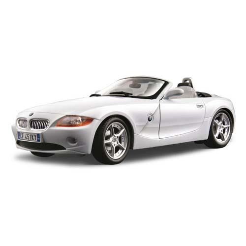 Автомодель - BMW Z4 (белый, 1:18)